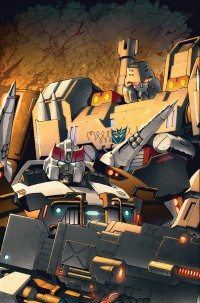 Transformers News: Transformers: Robots in Disguise Ongoing #14 Cover Revealed