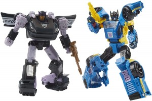 Earthrise Barricade and Punch Counterpunch Available on Amazon.ca