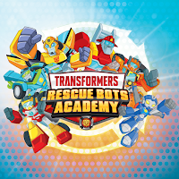 First Six Episodes of Transformers Rescue Bots Academy Season 2 Posted to Google Play With Titles