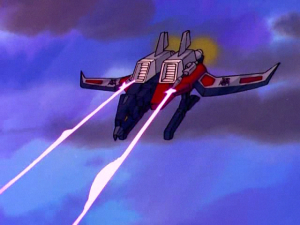 Sunbow Transformers Deleted Audio - Chris Latta and Wally Burr