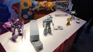 Transformers News: Photos of MP- 45 Bumblebee, MP-44 Optimus Prime, and more! #TFNY #hasbrotoyfair
