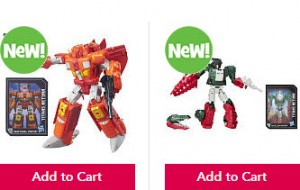 Transformers News: Transformers Titans Return Deluxes and Voyagers Available on Toysrus.com