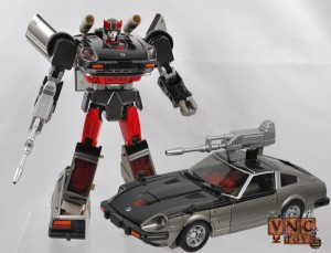 Transformers News: VNCToys Sponsor News 11 / 4 MP Bluestreak, MP Prowl, MP Soundwave, Mammoth, Legends, Pony, Joe