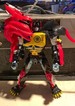 Transformers News: Liopalooza in Japan at Fight Super Robot Sonic Transformers Festival Featuring Rare Lio Convoys