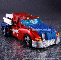 Transformers News: Clearer Images: Takara Tomy Transformers Generations TG-25 Orion Pax vs. Megatron