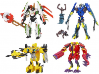 Transformers News: BBTS Sponsor News: Transformers Prime Beast Hunters, Rescue Bots, Kre-O and More