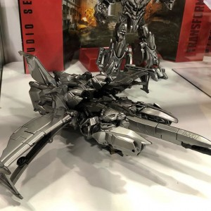 Newly Revealed Transformers Studio Series Figures like Megatron and Shockwave on Display at Fan Expo