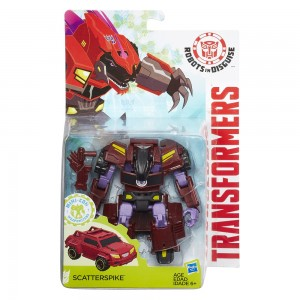 New Stock Images of Transformers Robots in Disguise Power Surge Optimus Prime and Scatterspike