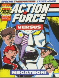 "Transformers News: Twincast / Podcast Episode #52 ""Action Force"""