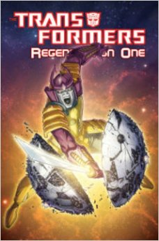 Transformers News: Transformers: Regeneration One Volume 3 Pre-Order