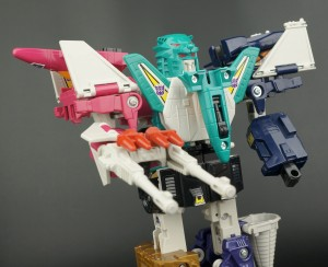 New Galleries: Transformers Victory Liokaiser and the Breastforce
