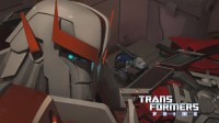 "New Clip From Transformers: Prime ""Sick Mind"""