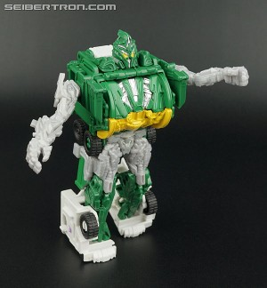 Video Review - Transformers Age of Extinction Power Attacker Claw Crush Junkheap