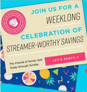 HasbroToyShop.com 20% Week-long Friends & Family Sale Code