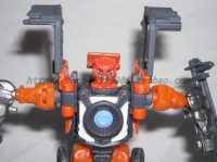 Transformers News: First Look at ROTF Scout Class Dirt Boss Redeco
