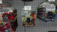 Transformers News: Transformers Prime Cyberverse and Bot Shots Sighted at US Retail