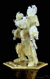 Transformers News: MMC Terminus Hexatron Prototype Image