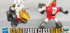Transformers Studio Series 86 Slag Video Review