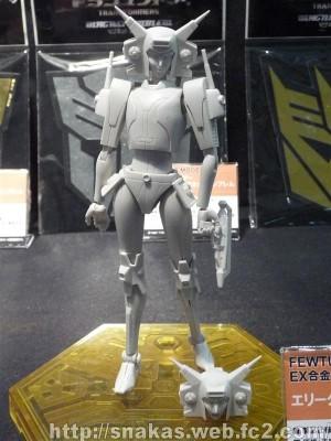 Transformers News: Wonderfest 2014: Fewture, Kotobukiya, and More