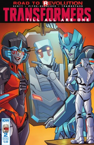 IDW Transformers: Till All Are One #2 Full Preview #TAAO