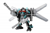 Transformers News: ROBOTKINGD​OM .COM Newsletter #1161 - Asia Exclusive Dark DA-15 Jet-Wing Optimus Prime.