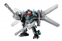 Transformers News: ROBOTKINGDOM .COM Newsletter #1161 - Asia Exclusive Dark DA-15 Jet-Wing Optimus Prime.