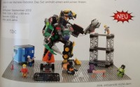 Transformers News: Transformers Kre-O Devastator Revealed