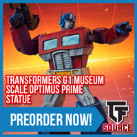 TFSource News - Despotron with Evil Throne, Earthrise, Studio Series, Siege, Toywolf & More!