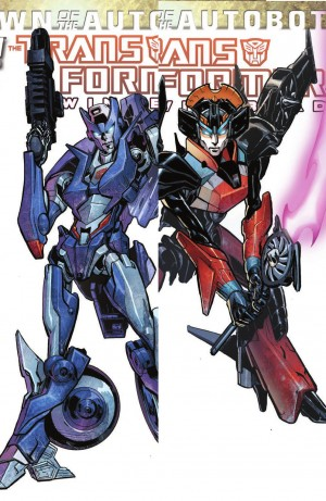 Transformers News: IDW Transformers: Windblade #4 (Dawn of the Autobots) Review