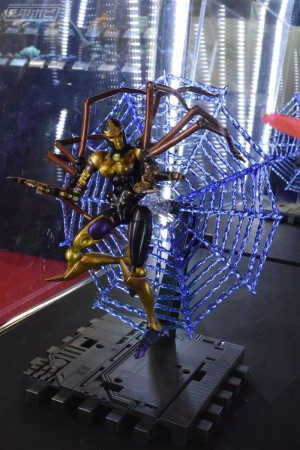 Transformers News: MP-46 Blackarachnia said to have MSRP above 130 USD