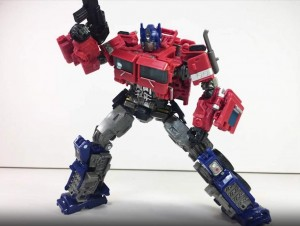 Transformers News: Studio Series Bumblebee Movie Optimus Prime and Rampage Out at Wide US Retail