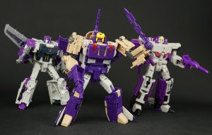 New Galleries: Titans Return Blitzwing and Octone