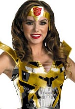 New Transformers-Themed Costumes for Women