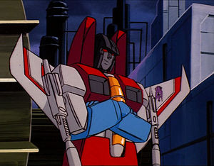 First look at Transformers Masterpiece Starscream Ver 2.0 in Colour