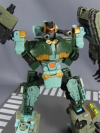 Transformers News: In-Hand Images: Takara Tomy United EX Combat Master Prime