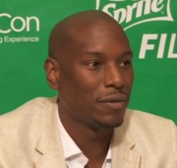 Transformers News: Tyrese Gibson Expresses His Interest in Transformers 4