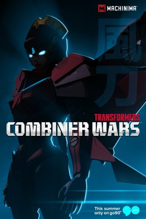 Machinima Transformers Combiner Wars Animated Series Windblade and Update