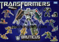 Transformers News: ROBOTKINGDOM .COM Newsletter #1213