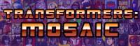 "Transformers News: Transformers Mosaic: ""Human Component: Busta & Hydra"""