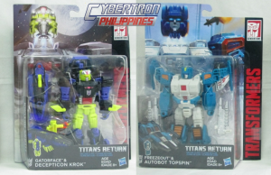 Titans Return Wave 4 Packaging and names revealed