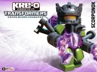 Transformers News: New Kreon Wallpapers