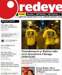 Chicago Tribune sites feature Seibertron.com photos of Transformers 3