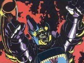 Transformers News: TOP 5 MARVEL COMICS TRANSFORMERS G1  DECEPTICON LEADERS