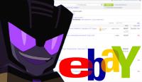 Transformers News: Featured eBay auctions: Unicron, Overlord, Devastator, and Henkei Wildrider