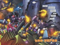 Transformers News: Transformers: Robots in Disguise Ongoing #13 Creator Commentary from John Barber