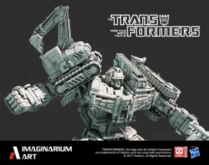 Transformers News: New Image of Upcoming Imaginarium Art Devastator