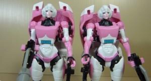 Transformers News: Generations Arcee Variant