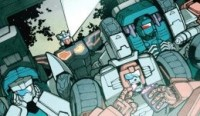 Transformers: More Than Meets The Eye Ongoing #8 Creator Commentary