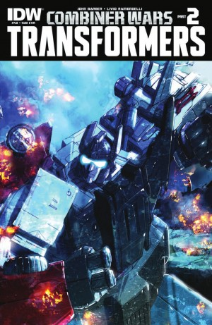 Transformers News: Transformers More Than Meets The Eye Author James Roberts Answers Fan Questions on Twitter