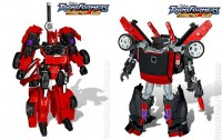 Transformers News: TFCC Shattered Glass Drift and Runabout Pre-Order Update